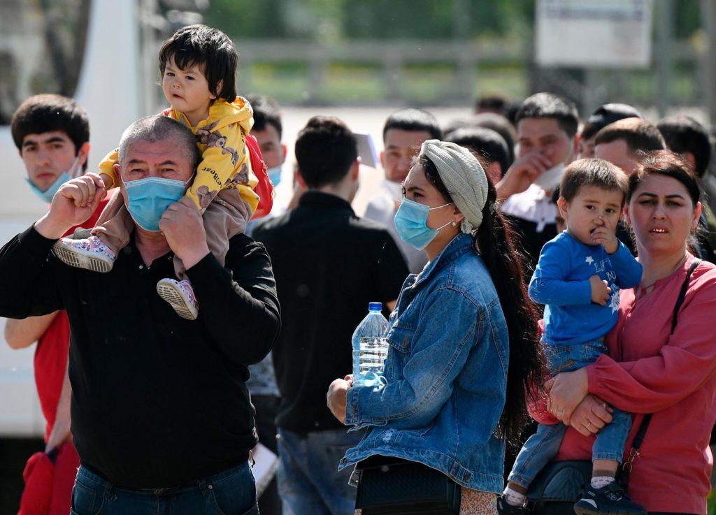 москва ждет мигрантов
