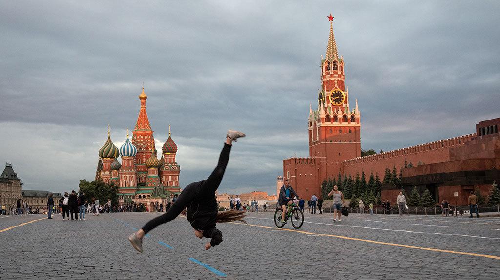 москвичи в москве